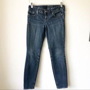 🌸 Express | Skinny jean with embellished pockets